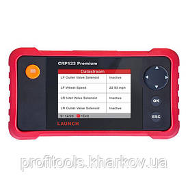 Авто сканер LAUNCH Creader Premium CRP-123