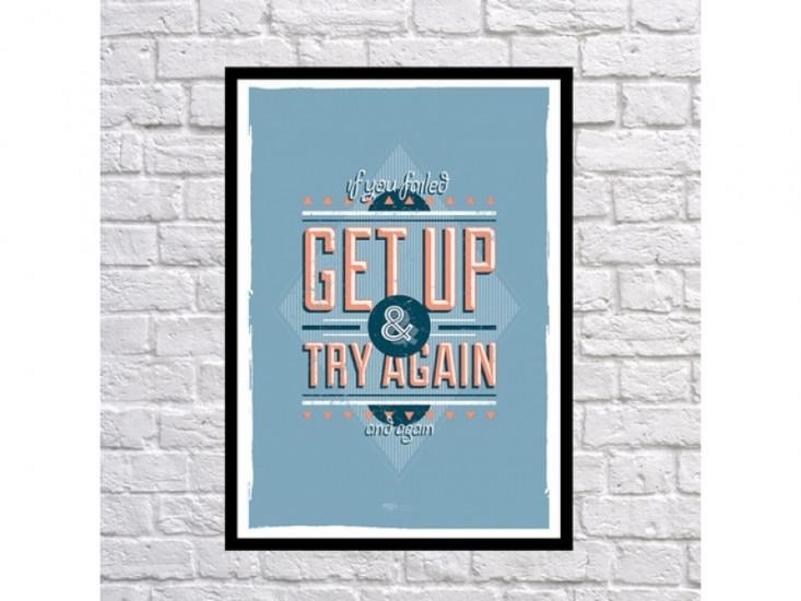 Постер Get Up