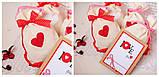 Подарунковий набір мішечки бувають з коханням, фото 3