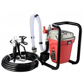 Поршневий фарбувальний апарат (0.65 кВт, 1.1 л/хв, форсунка 517) AEROPRO RP8626