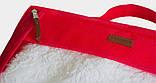 Набір дорожніх сумок 5 шт (червона), фото 5