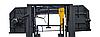 Полуавтоматическая двухколонная ленточная пила по металлу Beka-Mak BMSY-560 С, фото 8