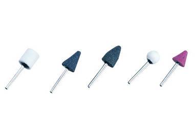Набір шліфувальних каменів 5шт AIRKRAFT MST-003