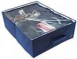 Органайзер для взуття на 6 пар (джинс), фото 6