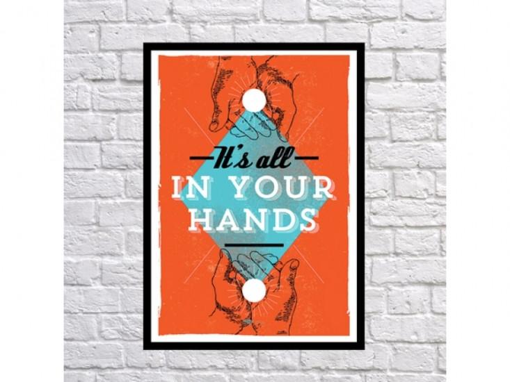 Постер In Your Hands