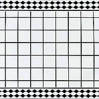 Самоклеюча вінілова плитка 600х600х1,5мм, ціна за 1 шт. (СВП-209) Глянець, фото 1