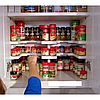 Полка-органайзер для спецій Spicy Shelf / Багатофункціональний органайзер-полиця для спецій і банок, фото 7