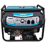 Генератор бензиновый 6.0/6.5кВт 4-х тактный электрозапуск SIGMA (5710491), фото 5