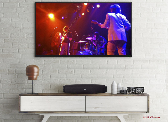 JBL Cinema Boost-TV life style HiFi Home Theater