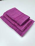 Полотенце махровое, Фиолет, фото 2