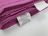 Полотенце махровое, Фиолет, фото 3