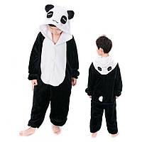 Пижама детская кигуруми панда