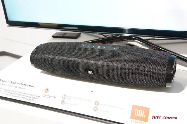 JBL Cinema Boost TV Home Theater All-in-one