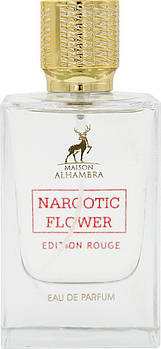 Al Hambra Narcotic Flower Edition Rouge парфумована вода 100мл