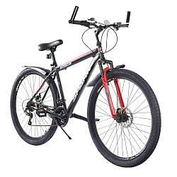 Велосипед SPARK FIGHTER 21 (колеса - 29'', стальная рама - 21'', цвета на выбор) БЕСПЛАТНАЯ ДОСТАВКА
