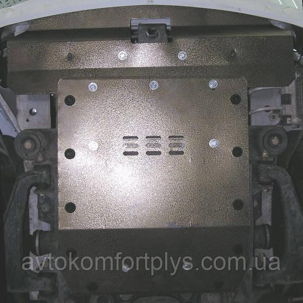 Металева (сталева) захист двигуна (картера) Ѕѕапд Yong Rodius (2004-2013) (V-2.7 D)