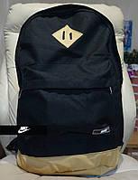 Рюкзак Nike black-beige, фото 1