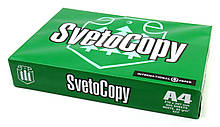 Папір ксероксная SvetoCopy, А4, 500л, 80пл