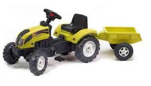 Детский педальный трактор FALK 2053AC Ranch, фото 2