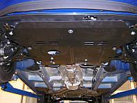 Металлическая (стальная) защита двигателя (картера) Honda FR-V (2004-2006) (V-2.0)