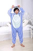 Пижама детская кигуруми стич