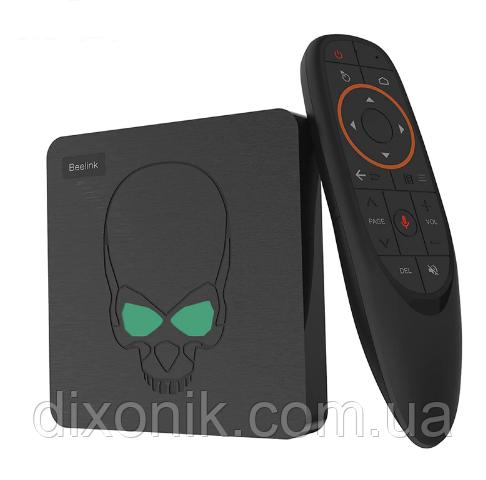 Смарт ТВ-приставка Beelink GT KING приставка на Android для телевізора