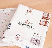 "Набор отрезов ткани для пэчворка ""handmake"""