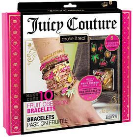 Набір Make it Real для створення шарм браслетів Juicy Couture Фруктова пристрасть (MR4403)