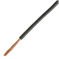 ЭФ_Провод ПВ3 2,5 (3кл) черный Запорожье (100 м)