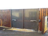 Электроприводы для распашных ворот