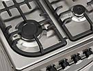 Комбинированная плита VENTOLUX GE 5060 CS 6 SX 2, фото 6