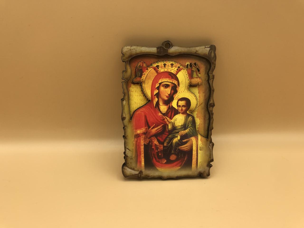 Икона на магните Богородица
