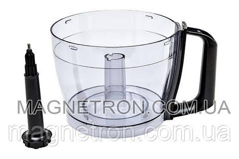Чаша основная 1200ml + шток для кухонного комбайна Gorenje SBR1000E 405483