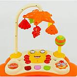 Ходунки музичні для дитини «Music Car» JOY D 28 (помаранчеві), фото 3