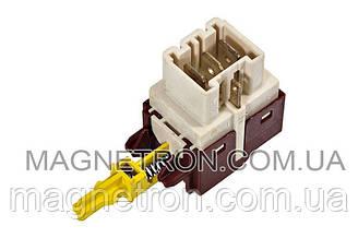 Кнопка включения режимов для вертикальных стиральных машин Zanussi 1249271006