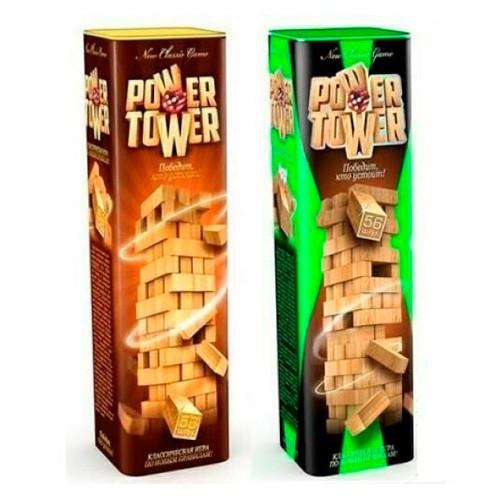 "Настільна гра ""Power Tower"" PT-01 ""Danko Toys"""