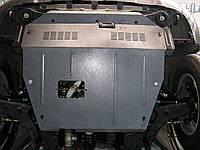 Металлическая (стальная) защита двигателя (картера) Hyundai Santa Fe (2001-2006) (все обьемы)