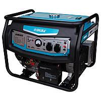 Генератор бензиновый 6.0/6.5кВт 4-х тактный электрозапуск SIGMA (5710491)