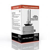Ксенонова лампа Infolight D1S (+50%) 5000K (шт)