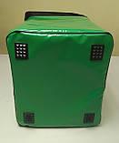 Сумка сумка клінера на липучках. Сумка для клінінгових послуг на липучках. Матеріал ПВХ., фото 6