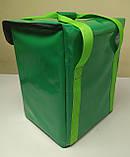 Сумка сумка клінера на липучках. Сумка для клінінгових послуг на липучках. Матеріал ПВХ., фото 4