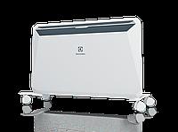 Электрический обогреватель Electrolux rapid 2 кВт, электронное управление. Електричний конвектор