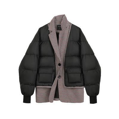 Куртка- пиджак женкая на пуговицах Соня, фото 2
