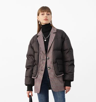Куртка- пиджак женкая на пуговицах Соня