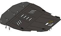 Металлическая (стальная) защита двигателя (картера) Fiat Ulysse I (1994-2002) (V-1.8)