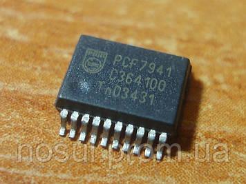 Philips PCF7941 C364100 Tn03431 NXP чип транспондер для автомобилей Chrysler, Dodge, Opel PCF7941ATS PCF7941 S