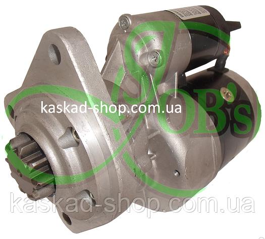 Стартер редукторный  MF. Ursus-1040  12в 2,7кВт, фото 2