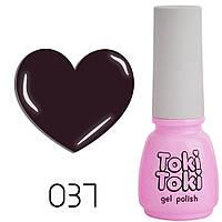 Гель-лак для нігтів Toki Toki №037 5 мл