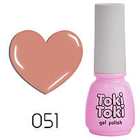 Гель-лак для нігтів Toki Toki №051 5 мл
