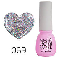 Гель-лак для нігтів Toki Toki №069 5 мл